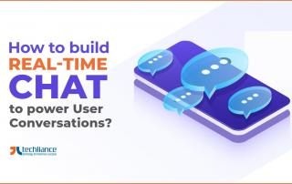 How to build Real-time Chat to power User Conversations