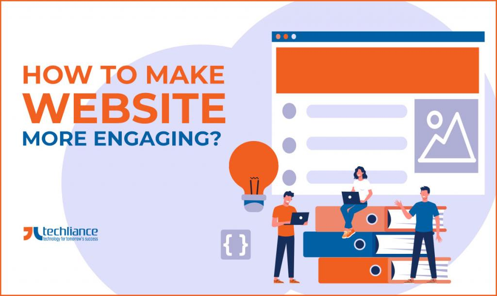 How to make Website more Engaging