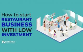 How to start Restaurant Business with low investment