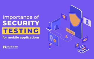 Importance of security testing for mobile applications