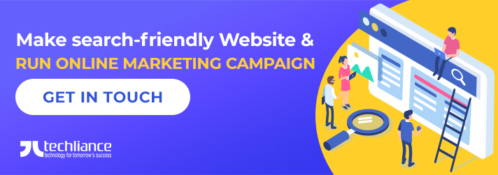 Make search-friendly Website and run Online Marketing campaign
