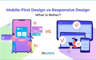 Mobile-First Design vs Responsive Design - What is Better