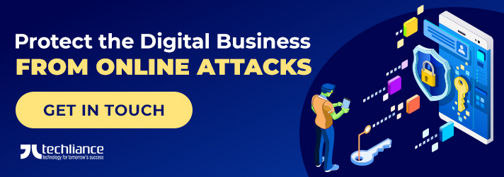 Protect the Digital Business from Online Attacks