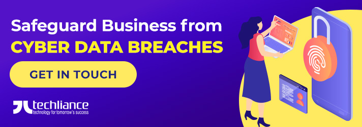 Safeguard Business from Cyber Data breaches