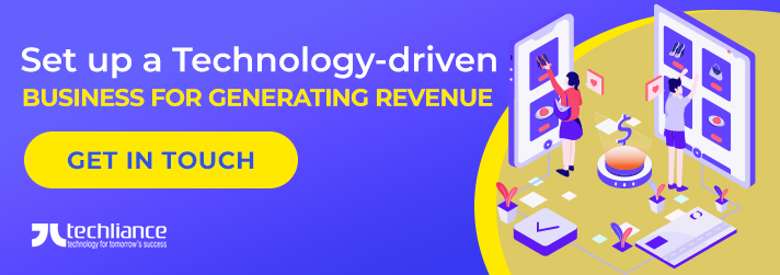 Set up a Technology-driven Business for generating Revenue