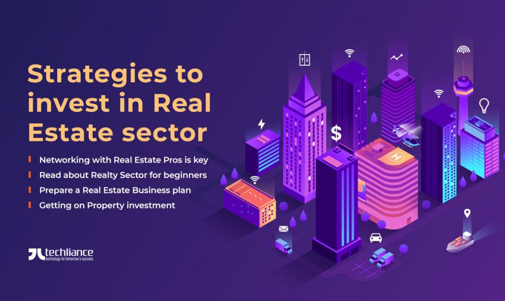 Strategies to invest in Real Estate sector