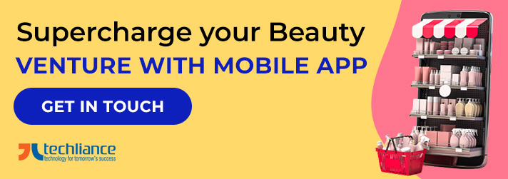 Supercharge your Beauty venture with Mobile App