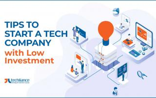 Tips to Start a Tech Company with Low Investment