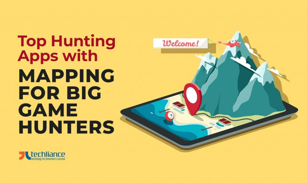 Top Hunting Apps with Mapping for Big Game Hunters