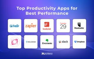 Top Productivity Apps for Best Performance
