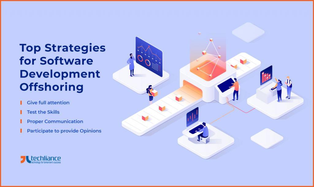 Top Strategies for Software Development Offshoring