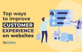 Top ways to improve customer experience on websites