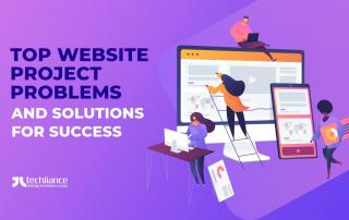 Top website project problems and solutions for success