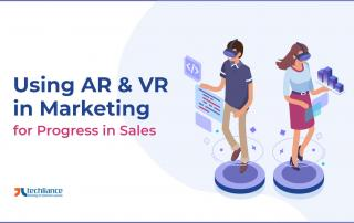 Using AR and VR in Marketing for Progress in Sales