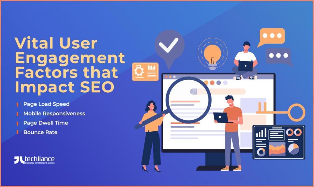 Vital User Engagement Factors that Impact SEO