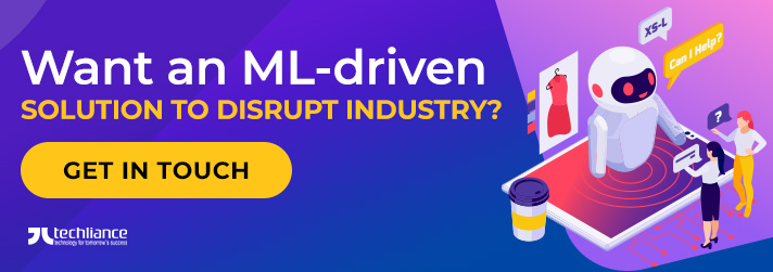 Want an ML-driven Solution to Disrupt Industry