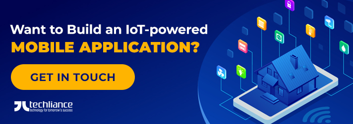 Want to Build an IoT-powered Mobile Application