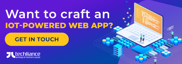 Want to craft an IoT-powered Web App