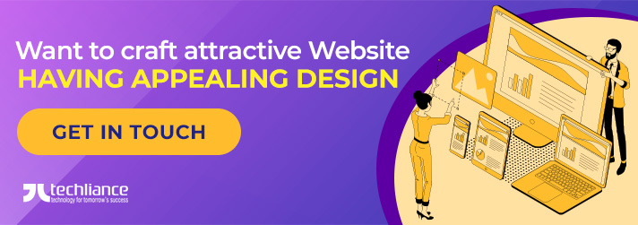 Want to craft attractive Website having appealing Design
