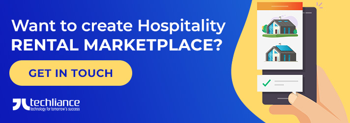 Want to create Hospitality Rental Marketplace