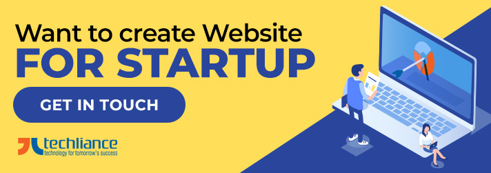 Want to create Website for Startup
