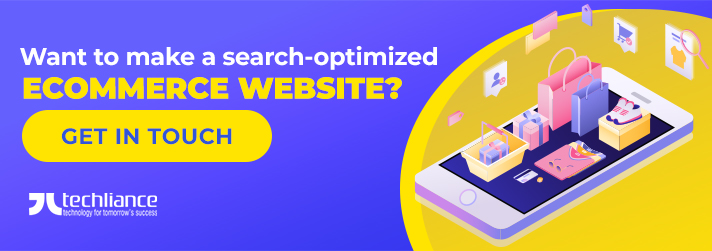 Want to make a search-optimized eCommerce Website