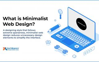 What is Minimalist Web Design