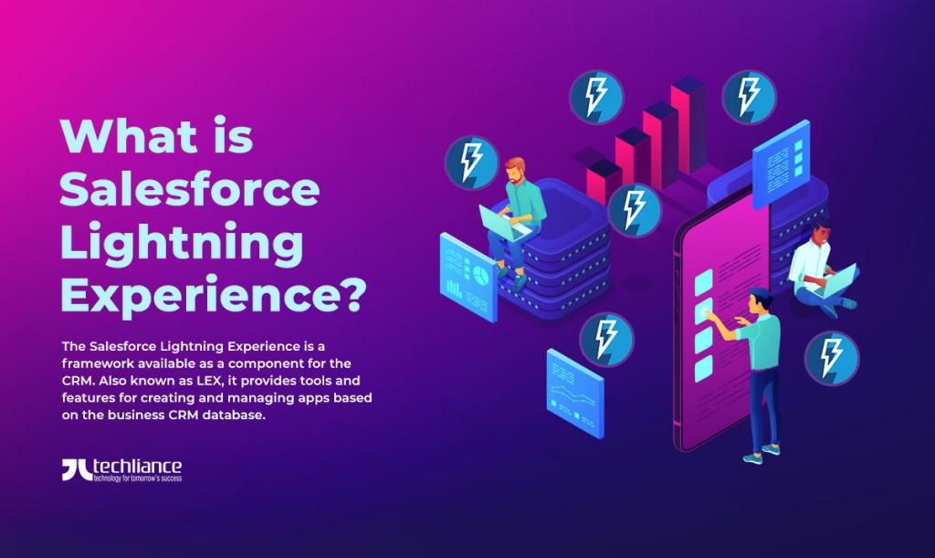 What is Salesforce Lightning Experience