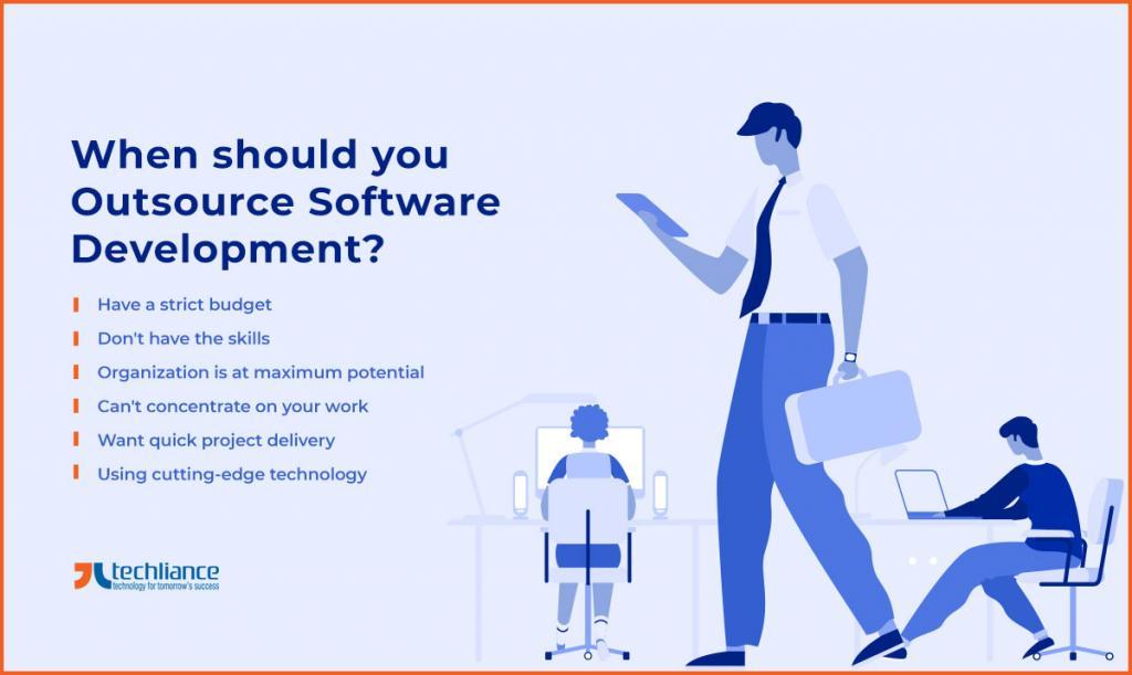 When should you Outsource Software Development